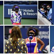 US Open : Osaka, le sacre et la contestation