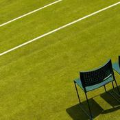 Comment Wimbledon prend soin de son gazon