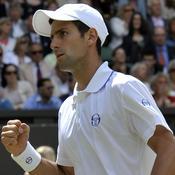 Djokovic, champion sortant sous tension