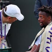 Wimbledon : Monfils abandonne, Caroline Garcia prend déjà la porte