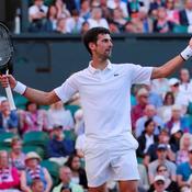 Wimbledon : Djokovic expéditif, bilan mitigé pour les Bleus