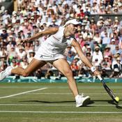Kerber : «C'est moi qui ai gagné ce match, ce n'est pas Serena qui l'a perdu»
