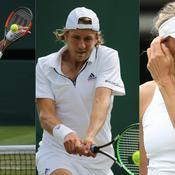 Mladenovic, Pouille, Wozniacki : résumé de la 3e journée de Wimbledon
