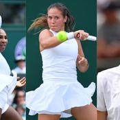 Serena, Kasaktina, Ostapenko : 5 raisons de suivre les quarts de finale dames de Wimbledon