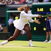 Wimbledon : Serena Williams a encore rendez-vous avec l'histoire