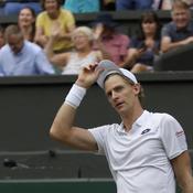 6h36 : Kevin Anderson remporte la plus longue demi-finale de l'histoire de Wimbledon