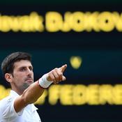 Wimbledon : Djokovic sacré contre Federer au terme d'un duel de légende (vidéo)