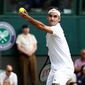 Impérial face à Raonic, Federer s'avance comme l'immense favori de Wimbledon