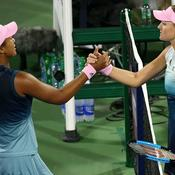 Indian Wells : Osaka-Mladenovic, acte II