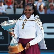 Tennis : sacrée à Auckland, Serena Williams met un terme à quasiment trois ans de disette