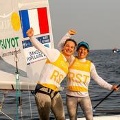 Camille Lecointre et Aloise Retornaz élues « Marins de l'année »