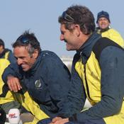 Cammas : «Brest Atlantiques, une course vraiment pas facile et éprouvante»