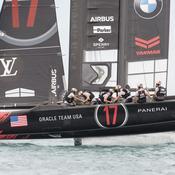 Ellison et Coutts lancent un circuit de voile en catamarans volants