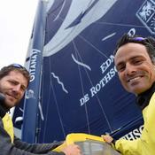 Fastnet Race : le duo de feu Cammas-Caudrelier s'offre d'entrée un record