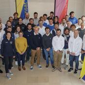 La Transat AG2R La Mondiale pose son sac marin au Figaro