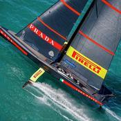 Coupe de l'America : bataille italo-britannique (et volante) pour défier les Kiwis