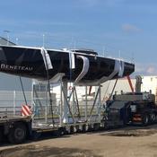 Le futur bateau de la Solitaire du Figaro enfin dévoilé