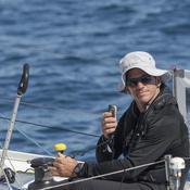 Solitaire du Figaro : Macaire vire en tête le mythique phare du Fastnet