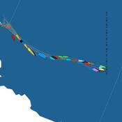 Solitaire du Figaro : suivez la 4e étape en direct avec la cartographie en temps réel
