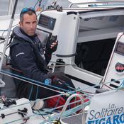 Solitaire du Figaro: Le Cléac'h file vers une septième victoire d'étape