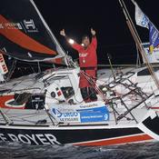 Solitaire Urgo Le Figaro : Anthony Marchand, prince chez lui