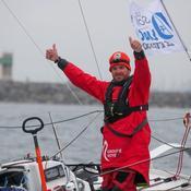 Solitaire Urgo Le Figaro : Anthony Marchand vainqueur de la 3e étape de légende