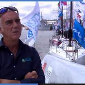 Solitaire Urgo-Le Figaro : Parcours, nouveau bateau... Suivez le guide Loïck Peyron