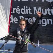 Solitaire Urgo Le Figaro: Tom Laperche, un bizuth diablement mâture