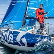 Solo Guy Cotten : Ultime répétition avant la Solitaire du Figaro