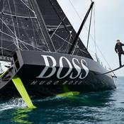Route du rhum : Alex Thomson, bizuth mais costaud