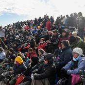 Route du rhum : une marée humaine sur les côtes au départ de la course