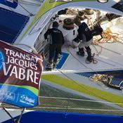 Transat Jacques Vabre: Macif reprend les commandes