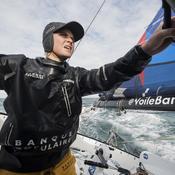 Transat retour en solitaire, un défi salé pour les futurs bizuths du Vendée Globe