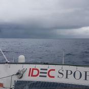 Joyon et Idec-Sport jettent l'éponge