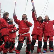 Trophée Jules Verne : Joyon et Idec Sport pulvérisent le record