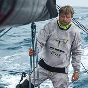 Alex Thomson, le «loup solitaire» du Vendée Globe court après le temps