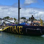 Armel Tripon a réussi une improbable mission commando en vue du Vendée Globe