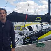 Charlie Dalin : «Cette course va être beaucoup plus difficile qu'une transat vers les Antilles»