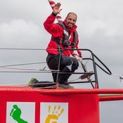 Damien Seguin, deuxième abandon sur la Vendée-Arctique-Les Sables