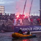 Vendée Globe: la 9e édition de légende affiche des records d'audiences impressionnants