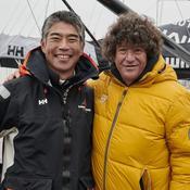 Le premier Japonais à boucler le Vendée Globe repartira en 2024 avec une étonnante ambition