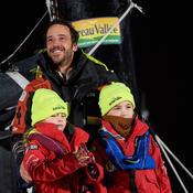 Louis Burton : «Mon bateau est complètement ruiné»