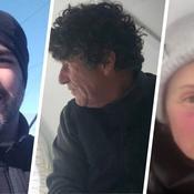 Vendée Globe : Seguin-Le Cam-Joschke, épatant trio dans un Pacifique qui gronde