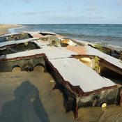 Un bateau du Vendée Globe refait surface deux ans et demi après son naufrage