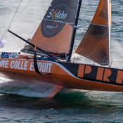 Vendée Globe : Jean Le Cam sauve Kevin Escoffier après de longues heures d'inquiétude