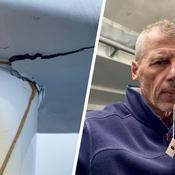 Vendée Globe : Fissures sur le bateau de Destremau qui sera «légèrement en retard» aux Sables d'Olonne