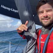 Vendée Globe - Herrmann, 3e et potentiel vainqueur : «Les compensations ajoutent du piment à ce jeu»