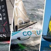 Vendée Globe : votez pour votre bateau préféré