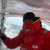 Vendée Globe : Yannick Bestaven passe le premier au Cap Horn... sans le voir