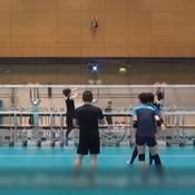 Japon : Quand la robotique se met au service des volleyeurs